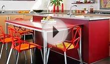 Different Color Kitchen Island Home Design Ideas