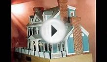 Dollhouse, Georgian-Colonial Model House
