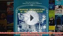 Download PDF Colonial Architecture of the MidAtlantic