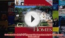 Download PDF Colonial Homes 165 Plans with American Style