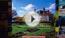 Download PDF Colonial Revival Maine FULL FREE