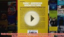 Download PDF Early American Architecture From the First