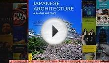 Download PDF Japanese Architecture A Short History Tuttle