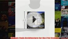 Download PDF Shingle Style Architecture for the 21st