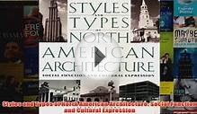 Download PDF Styles and Types of North American