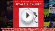 Download PDF The Architecture of the Roman Empire Volume 1