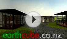 EARTHCUBE HOMES ARCHITECTURE - SHIPPING CONTAINER HOME