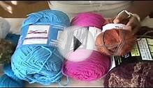 Fiber Style TV Clips Types of Yarn Fibers Textures Design