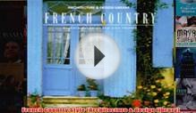 French Country Style Architecture design library