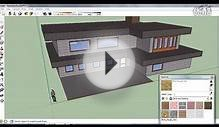 Google SketchUp Speed Design-Nice house