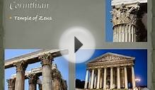 Greek and Roman Architecture convert video online com 1