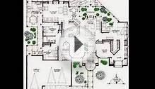 Large House Plans and Home Floor Plans at Architectural