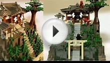 Lego Cuusoo Japanese old style architecture