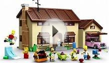 LEGO The Simpsons House Official Images