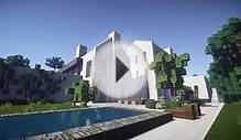 Minecraft - New Style Modern House - Keralis Inspiration