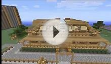 Minecraft Xbox 360 Edition Nice House Design!!