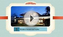 Modern House Roof Styles | Best Collection Of Pics Story