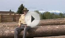 Montana School of Log Building: Log Home Building Styles