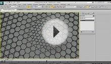 movable Architecture pattern modeling using 3dmax part1