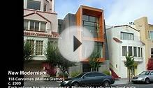 New Modernism: San Francisco Residential Architectural Styles
