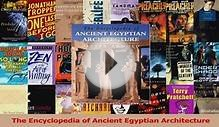 PDF Download The Encyclopedia of Ancient Egyptian