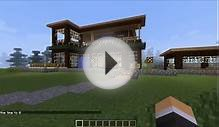 Probably One Of The Best Minecraft House In The World