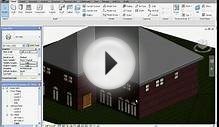 Revit Architecture Week 4, Creating a Roof, Part 5