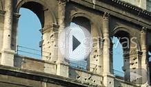 Rome Ancient Arches Stock Footage - HD Video 3001 | Clipcanvas