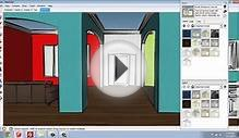 SketchUp #35 - Small House - Styles - Brooke Godfrey