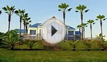 Sketchup Speed Build: Contemporary style house..