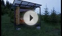 Small Cabin House Design Ecology Forms Architecture