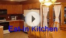 Spacious Ranch Style Brick Home sitting on 11 Acres
