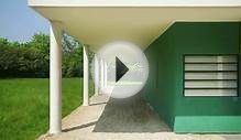 The International Style (Villa Savoye - Le Corbusier)