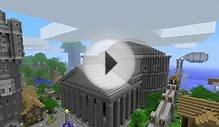 The Pantheon - Minecraft Roman Temple by TomBuilder