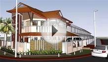 Tropical Architecture Design – Terrace House