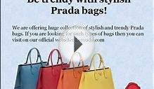 What are the different styles of Prada bags