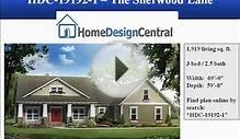.HomeDesignCentral.com - Craftsman Style House Plans