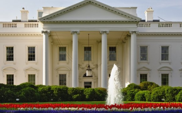 White House Architecture style