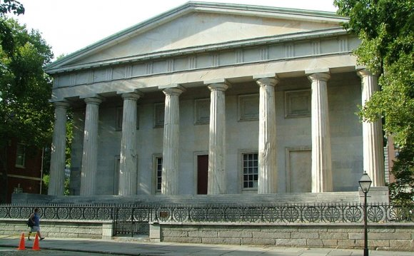 Greek Revival architecture in America