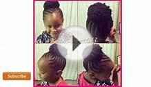 Try Different Hair Styles - Pictures Of Little Black Girl